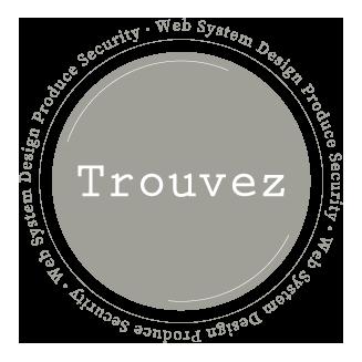 Trouvez合同会社-ロゴ